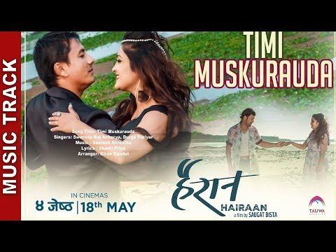 "(New Nepali Movie - "" Timi muskurauda "" Song Track Female    Gajit, Puskar, Nishma, Aarohi - Duration: 6 minutes, 13 seconds.)"