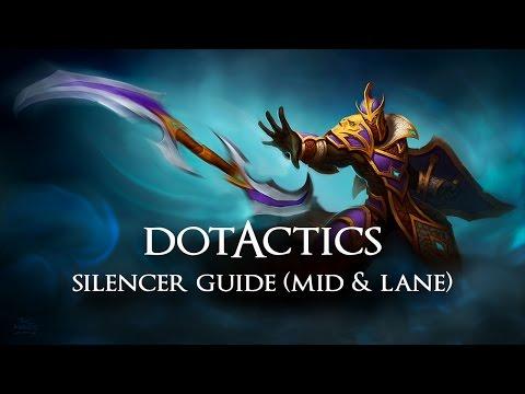 Silencer Guide (Lane & Mid)