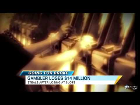 Florida woman loses $14 million on slots in Seminole casino