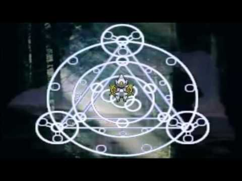 Pokemon: All Legendary Cutscenes