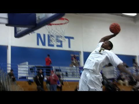 Wayne Selden freshman with BOUNCE – Class of 2014 – National Prep Showcase