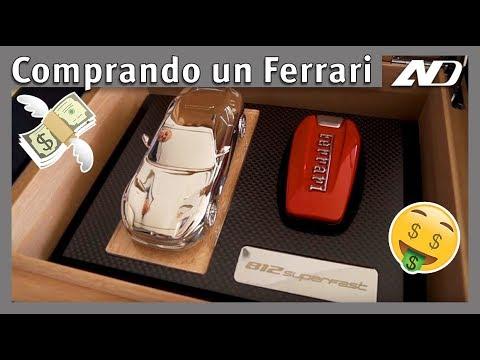 Comprando un Ferrari  ¿Cuál es el proceso? - Vlog AutoDinámico