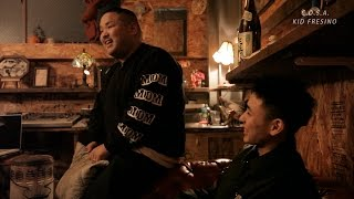 INTERVIEW FILE : C.O.S.A. × KID FRESINO‬ (SPACE SHOWER TV「BLACK FILE」)