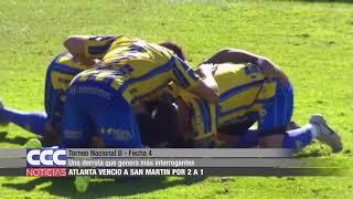 Torneo Nacional B - Fecha 4