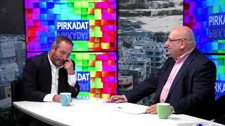 Beszélgetés a Heti TV Pirkadat című műsorában (2017. december 4.)