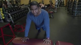 What Do Incline Push-Ups Work? : Working Out