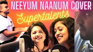 Neeyum Naanum - Naanum Rowdy Dhaan - (Anirudh Ravichander, Vijay Sethupathi) MARIADAS Remix Cover