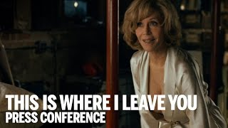 Nonton THIS IS WHERE I LEAVE YOU Press Conference | Festival 2014 Film Subtitle Indonesia Streaming Movie Download