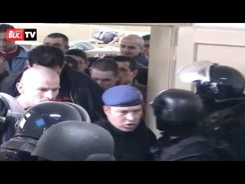 Objavljen snimak iz 2006: Kako je Žandarmerija upala u niški zatvor i ugušila pobunu (video)