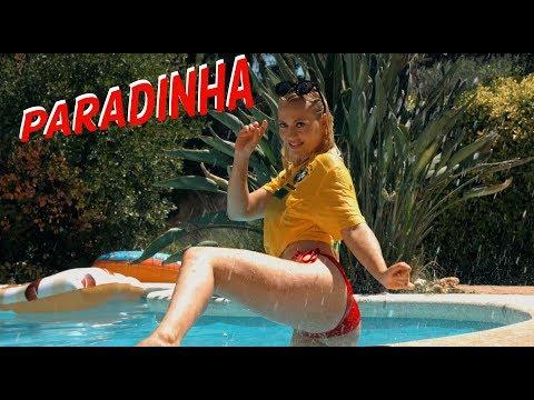 Bailo la Paradinha de Anitta a mi rollo 🙈🙈😋 Daniela Blume (видео)