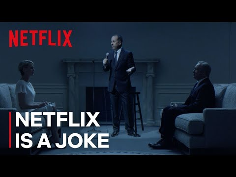 Seinfeld Performs For Frank And Claire | Netflix Is A Joke | Netflix