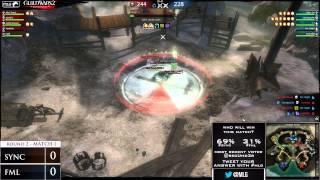 Sync vs FML - Game 1 - MLG Guild Wars 2 Invitational
