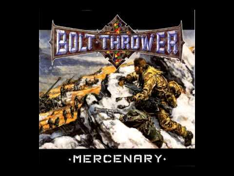 Bolt Thrower - Mercenary (Full Album)