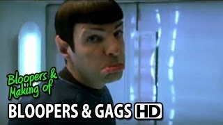 Star Trek (2009) Bloopers Outtakes Gag Reel (Part1/2)