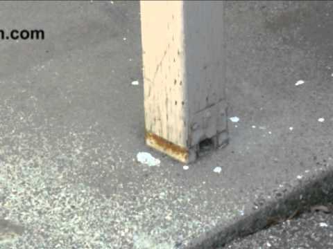 Problems With Galvanized Post Base – Patio Construction Tips