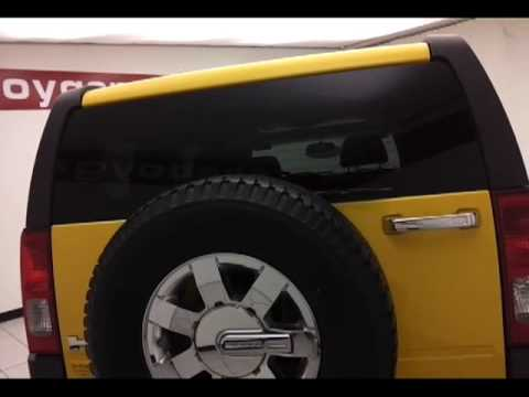 2006 Hummer H3 SUV Appleton WI Green Bay, WI #A7772A – SOLD