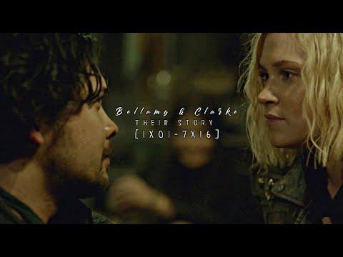 Bellamy & Clarke | Their Story [1x01-7x16]