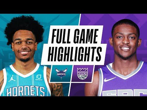 Game Recap: Hornets 127, Kings 126