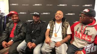 D12 Tells Untold Proof Story; Tour w/ 50 Cent; Inheriting Beefs