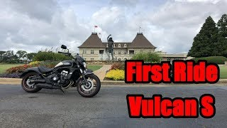 3. Kawasaki Vulcan S First ride Review