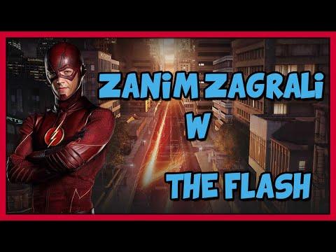 Zanim zagrali w The Flash