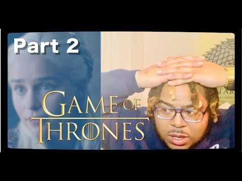 """Game of Thrones 8x2 """"A Knight of the Seven Kingdoms"""" REACTION & Review!! (Part 2)"""