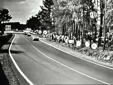 Ferrari Service Bay Area – Angelo Zucchi Motorsports Presents 1965 Le Mans 24 Hours Last Lap