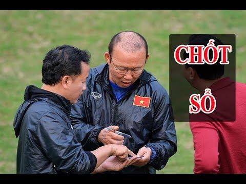 U23 Việt Nam: 9 cầu thủ chắc suất tham dự vòng loại U23 châu Á 2020 | Thể Thao 247 - Thời lượng: 10:07.