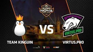 Kinguin vs Virtus.pro, map 1 nuke, SuperNova CS:GO Malta