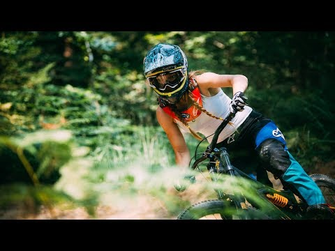 Mountain Biker Girls Are Awesome - Girls Are Awesome 2018 (видео)