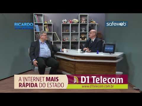 Ricardo Orlandini entrevista Luiz Carlos Zancanella, diretor-presidente da Safeweb - Segurança da Informação.