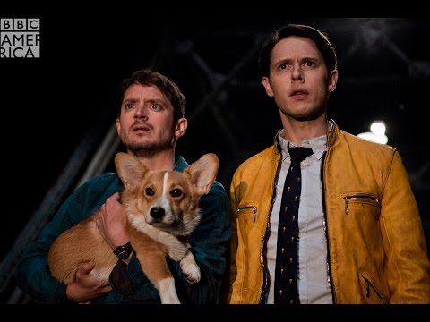 Dirk Gently's Holistic Detective Agency Season 1 Promo 'Critics'