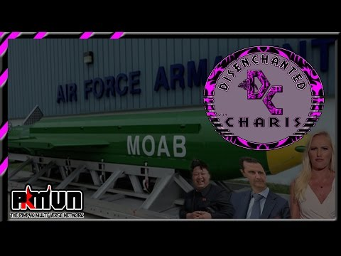 "Disenchanted with Charis - Episode #9 ""Bombs away!"""