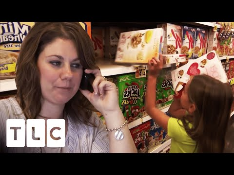 Family Of 9 Save Over $1000 on Grocery Shop | Extreme Couponing