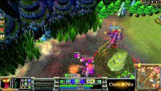 (HD124) Qualifications IEM New York Sypher Vs Millenium - G2- League Of Legends Replay [FR]