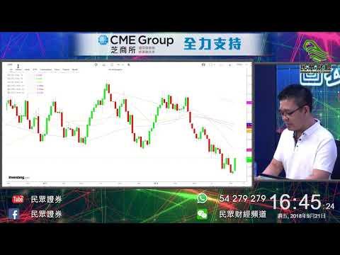 民眾財經台_圖表戰鬥園_20180921 (видео)