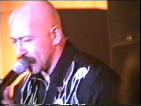 Концерт в Новосибирске (любительская съёмка 1995 г.)