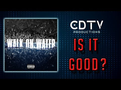 "Eminem ""Walk On Water"" (feat. Beyonce) - IS IT GOOD?"