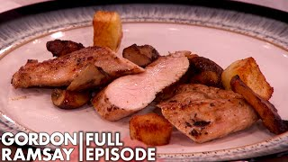 Amateur Cooks Show Off Their Best Turkey Recipe | Culinary Genius by Gordon Ramsay