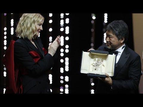 Die Goldene Palme von Cannes geht nach Japan
