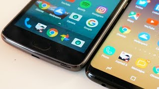 Budget smartphones are getting better each day, but so are premium, more expensive 2017 android smartphones. In this video, we're seeing if it's worth paying more money to buy a smartphone like the Galaxy S8 over something on the more budget end of things like the Moto G5. The Samsung Galaxy S8 is definitely a powerful smartphone but the extra $600 really makes it a tough sell when you consider how you don't get too many extra features!Visit clove -https://www.clove.co.uk/LIKE + SUBSCRIBE!Connect with me -Twitter: https://www.twitter.com/sami_loyalInstagram: www.instagram.com/sami_loyalSnapchat: samiloyalI make YouTube videos on tech news, tutorials, reviews and a dose of my controversial opinions :). I also cover PC gaming for things like PC build combos etc. We're all here to have a good time, please don't sour that if you're not in a particularly happy mood.---- Amazon Prime FREE 30 Day Trial ---US: https://goo.gl/eASIjhUK: http://amzn.to/2gMu8QbDISCLAIMER: I occasionally leave affiliate links to buy products giving me a small commission, however, this will never increase the price you pay.Business email: sami@cloudreachmedia.comChannel owned and operated by https://cloudreachmedia.com- Sami Loyal