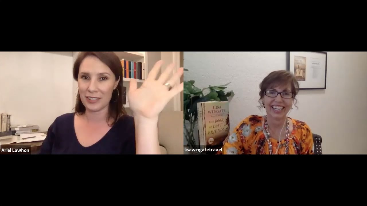 In conversation: Bestselling authors Ariel Lawhon and Lisa Wingate