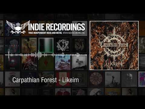 Carpathian Forest - Likeim online metal music video by CARPATHIAN FOREST