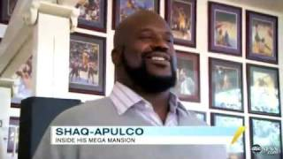 Uncut Inside Shaq's Mega Mansion Speaks On Beef With Kobe Bryant New Book & More