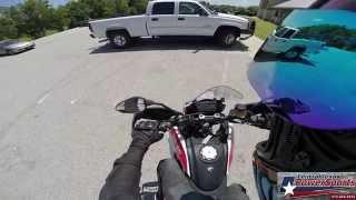 9. 2014 Ducati Hypermotard SP Test Ride