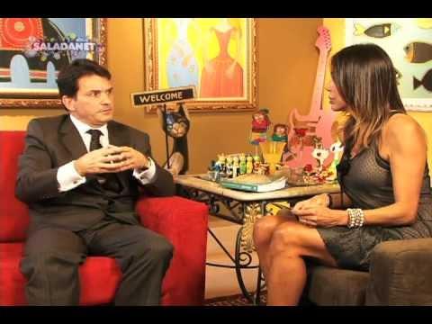 Maura Roth entrevista o promotor de justiça Francisco Almeida Prado