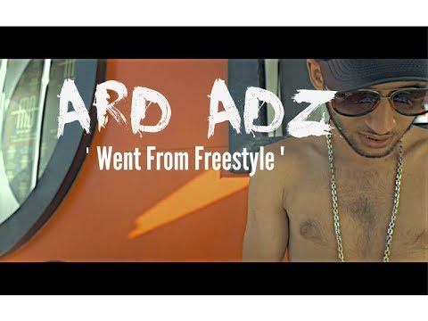 Ard Adz – Went From Freestyle