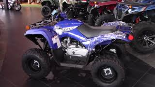 8. 2019 Yamaha Grizzly 90 - New ATV For Sale - Medina, OH