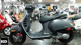 6. LOOK THIS !!!2018 Vespa GTS 300 GTS 300 Touring Design Overview