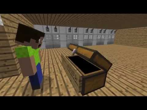 Minecraft Skit ep 8 The Tanning Salon